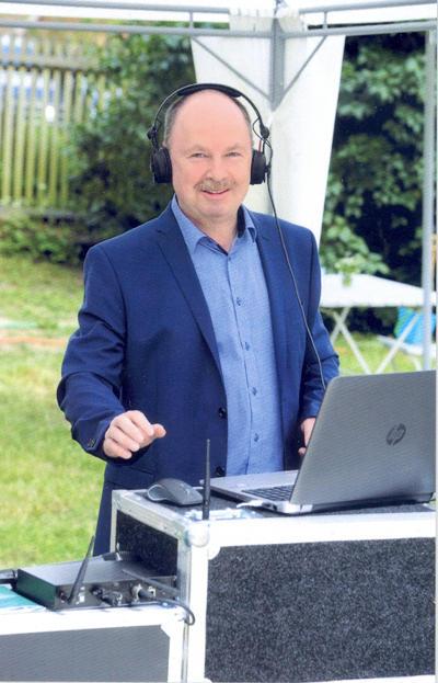 DJ Thomas Naumann Suhl Thüringen Oberfranken Unterfranken