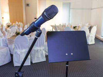 mobile Disco für Firmenfeier in Unterfranken Oberfranken Coburg Weihnachtsfeier