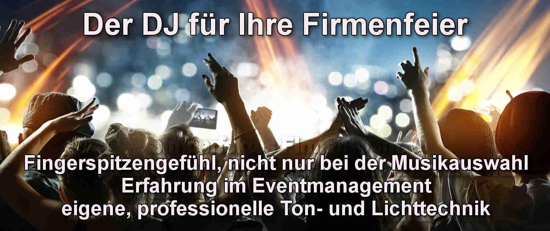 Firmenfeier-Discjockey-Thüringen-Erfurt-Suhl-Gotha-Business