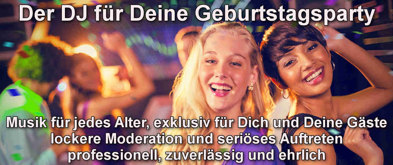 Geburtstagsfeier-Discjockey-Thüringen-Erfurt-Gotha-Suhl-Birthday